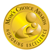 Mom's Choice Award Gold