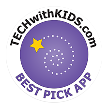 Tech With Kids Best Pick App