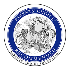 Parents' Choice Recommended Award
