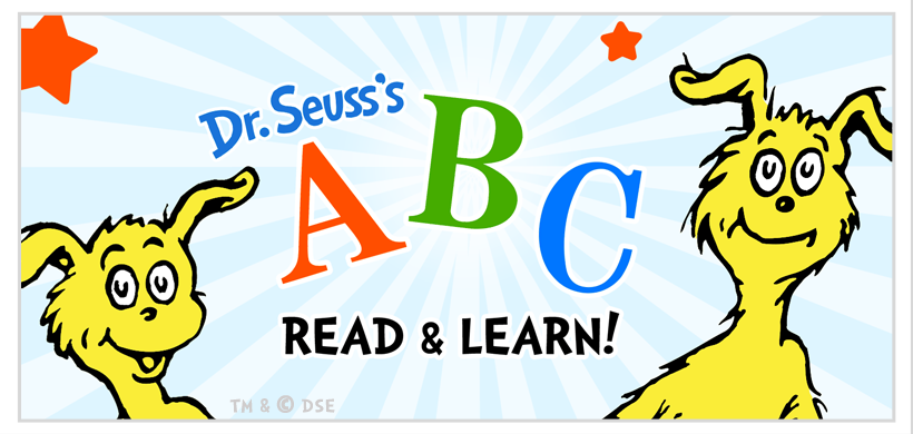 Introducing Dr. Seuss's ABC - Read and Learn Edition! Now available for iPad + iPhone