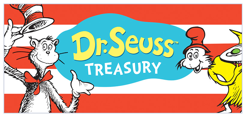 Dr. Seuss Treasury! Available for iPad + iPhone
