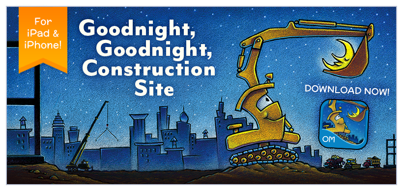 Goodnight, Goodnight Construction Site Available Now