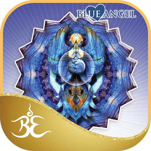 Crystal Mandala Oracle by Ravynne Phelan on iTunes App Store