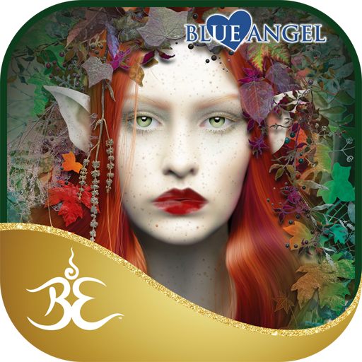 Faery Forest Oracle Oracle by Lucy Cavendish on iTunes App Store