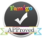 Famigo Approved App
